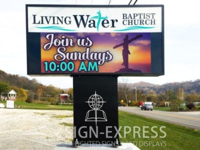 Living-Water-Baptist-Eagle-Series-Church-LED-Sign
